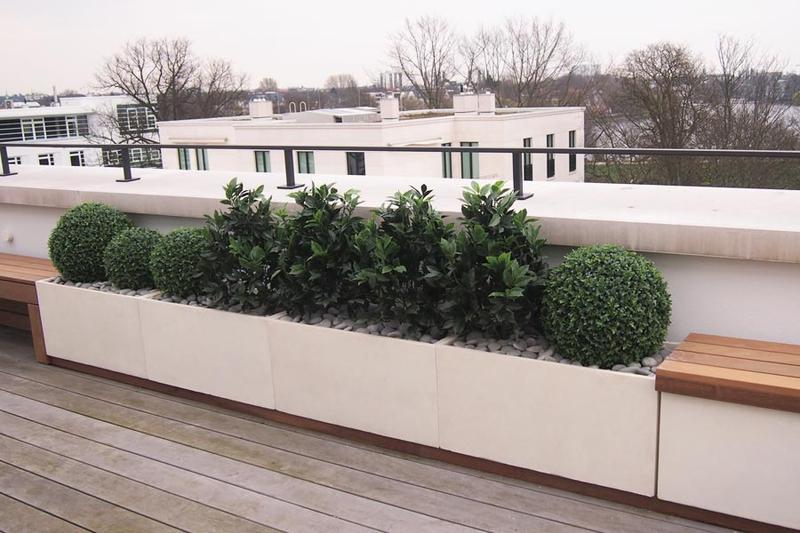 wetterfeste kunstpflanzen balkon wohn design. Black Bedroom Furniture Sets. Home Design Ideas