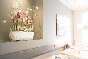 Kunstblumen-Seidenblumen-Textilblumen