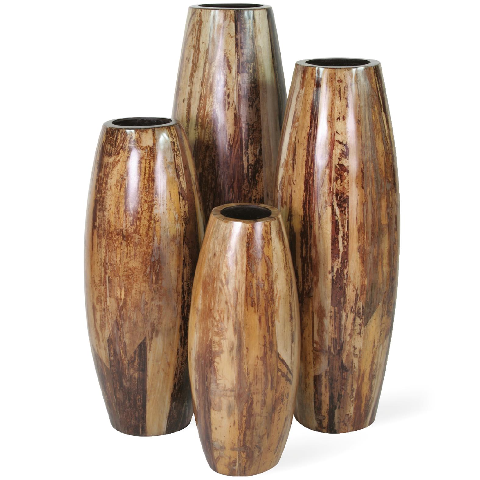 elcano vase dekohaus innenbegr nung und aussenbegr nung mit exklusiven kunstpflanzen. Black Bedroom Furniture Sets. Home Design Ideas