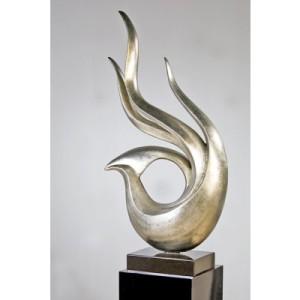 Exklusive-Skulptur